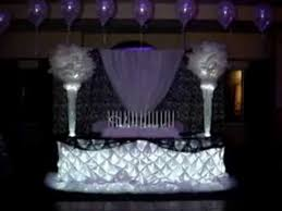 wedding backdrop rentals nj 13 best sweetheart table dais linens images on