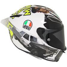 agv motocross helmet agv pista gp r rossi misano 2016 limited edition helmet motocard