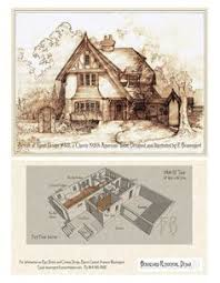Storybook Homes Floor Plans Further Adventures Of House 323 Wip A Classic American Bungalow