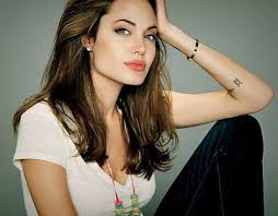 8 stylish angelina jolie u0027s tattoos and their meanings