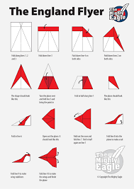 paper airplane instructions simple winsome paper airplane