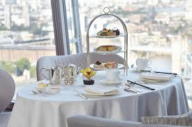 luxury afternoon tea tîng at shangri la hotel at the shard