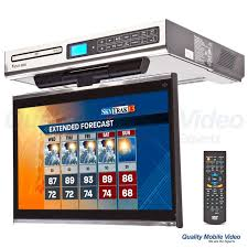 under cabinet dvd player mount top 5 under counter kitchen tv questions youtube