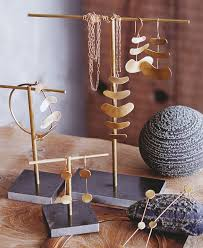 necklace jewelry display stand images Wooden jewellery display stands uk wooden designs jpg