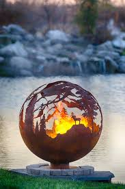 Ohio State Fire Pit by Fire Pit Sphere High Mountain The Fire Pit Gallery