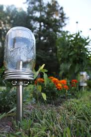 mason jar outdoor lights solar powered mason jar lights eco friendly mason jar outdoor path