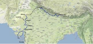 India River Map by Ganges River On A Map X X Us 2017