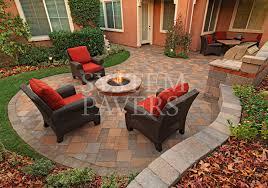 Paver Ideas For Backyard Paver Designs For Backyard Inspiring Wonderful Backyard Paver