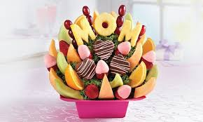 fruit bouquet coupon half s day gifts on groupon today only the krazy