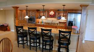 tv in kitchen ideas bar apartments stunning entertaining studio apartment with small