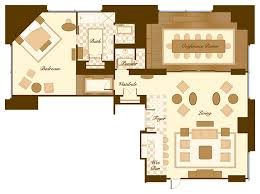 bellagio suite floor plan bing images travel places to stay