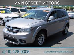 Dodge Journey Blue - 2016 dodge journey sxt for sale in valparaiso in stock 3660