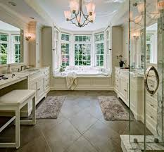 bathroom crown molding bedroom traditional with light gray cherry