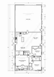 barndominium floor plans shop house floor plans unique 30 barndominium floor plans for
