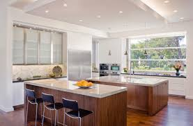 cool kitchen islands bright and beautiful blanco house promises luxury with