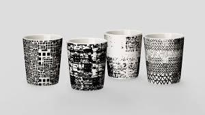 urban landscapes mug scandinavian kitchenware by gábor palotai