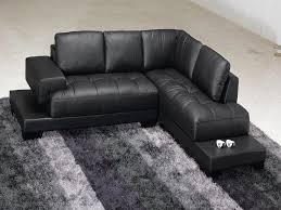 furnitures black sectional sofa unique taking care the modern