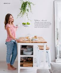 ikea island with wood top stools to match perfect really i