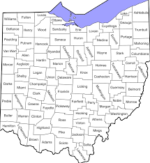 Zanesville Ohio Map by County Chairs Ohio Democratic County Chairs Association
