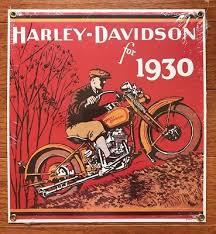 harley davidson wrapping paper harley davidson motorcycle gasoline porcelain advertising sign