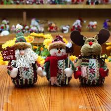 creative novelty ornaments decoration santa claus