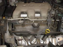 Ford Explorer Water Pump - 2003 chevrolet malibu leaking coolant cracked intake manifold