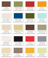 Painting Color Schemes The Color Learning Curve And Making The National News Color