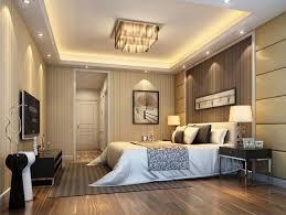 les chambre à coucher plafond moderne dans la chambre à coucher et le salon plafond