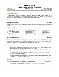 Example Of Resume Skills by Resume Template Examples Of One Page Resumes 2 Sample Free Format