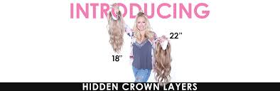 Where Can I Buy Clips For Hair Extensions by Hidden Crown Hair Extensions