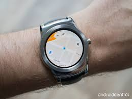 Google Maps Running Route by Proper Google Maps App Appears On Android Wear Via Latest Phone