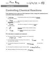 ch 4 lesson 1 atoms bonds and periodic table name class atoms