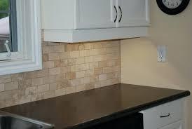 kitchen backsplash travertine tile backsplash tiles travertine tile for backsplash in kitchen best of