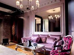 Purple Dining Rooms Bedroom Purple And Silver Room Adorable Images About Purple Room