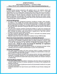 call center manager resume resume for your job application