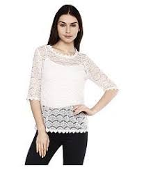 tops online lace tops buy lace tops online at best prices in india snapdeal