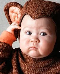 Monkey Halloween Costume Baby Tom Arma