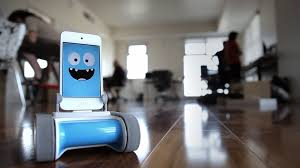 romo the smartphone robot for everyone by romotive u2014 kickstarter