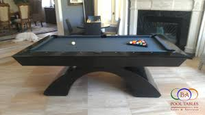 Pool Table Disassembly by Continental Contemporary Pool Tables Contemporary Pool Table