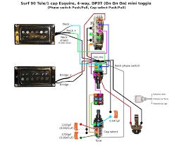 100 telecaster wiring diagram treble bleed six string