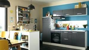 cuisine couleur bleu gris mur bleu gris peinture pour meuble de cuisine en gris anthracite
