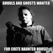 Haunted House Meme - nightmare in crete haunted house home facebook