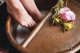 organic soothing foot treatment zama massage therapeutic spa