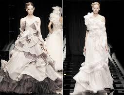 designer wedding dresses 2010 italian haute couture wedding dress designer carlo pignatelli