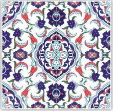 Ottoman Tiles Ic5 5 Ottoman Style Tile Photo Detailed About Ic5 5 Ottoman Style