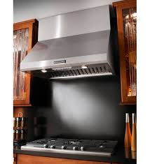 kitchenaid 36 u0027 u0027 wall mount 600 1200 cfm canopy hood commercial