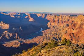 Grand Canyon National Park Map Grand Canyon National Park Arizona Unique Places Around The