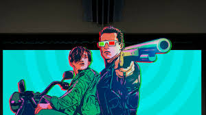 3d Pictured Terminator 2 U0027 Is Still A Blast Even In 3d Cnet