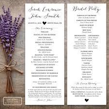 Order Wedding Ceremony Program Best 25 Wedding Order Of Service Ideas On Pinterest Service