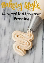 Buttercream Frosting For Decorating Cupcakes Best 25 Caramel Buttercream Frosting Ideas On Pinterest Caramel